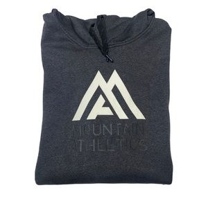 The North Face Mens Mountain Athletics Hoodie